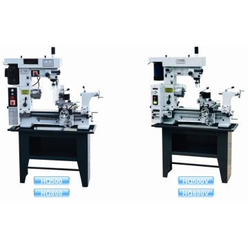 Multifunctional Drilling Milling Lathe Machine (HQ500 HQ800)
