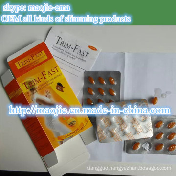 Health Food Trim Fast Slimming Capsules (MJ-TF36)