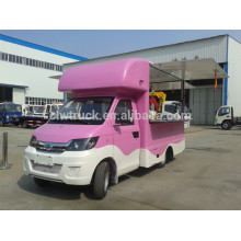 2015 Best price small style Vending Carts, china new mobile food truck