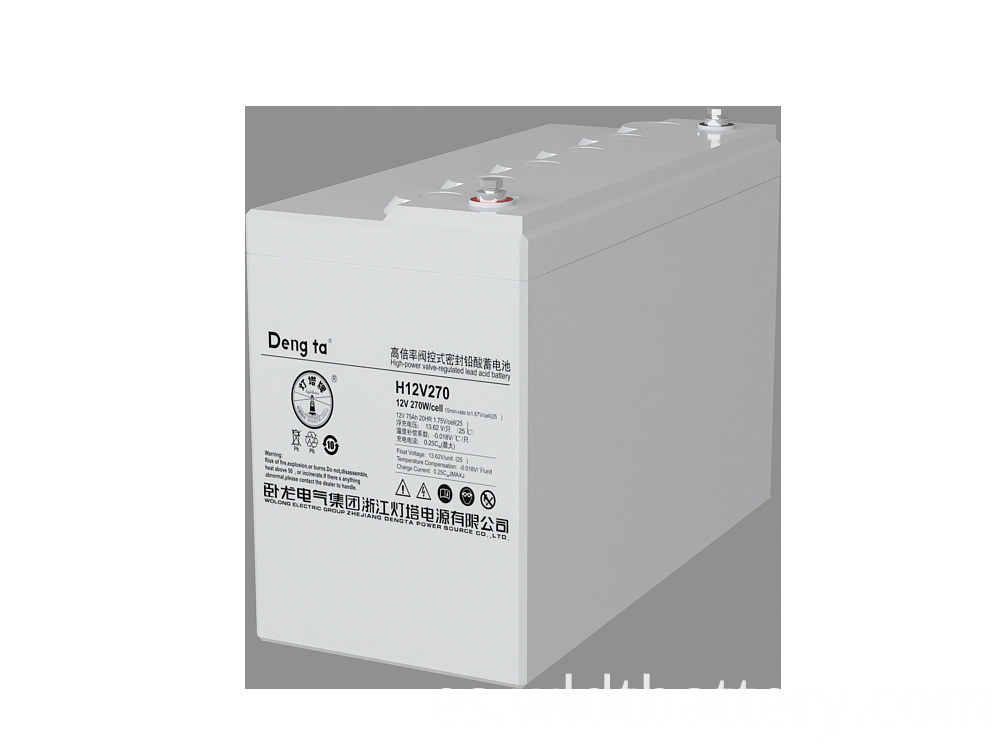 Valve-regulated Sealed Lead Acid Battery, High Power Maintenance Free Battery, 12V 360Ah Lead Acid Battery