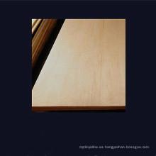 Contrachapado comercial de contrachapado de madera contrachapada de madera contrachapada Okume