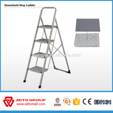 warehouse ladder,folding step ladder,folding steel ladder