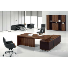 Durable Wood Chinese Furniture Table Manager Director Office Table (HF-TWB109)