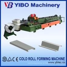 Yibo Máquinas Automáticas Trocadas C / Z Perfil Aço Roda Purlin Ex