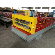 Double Deck Atap Roll Forming Machine
