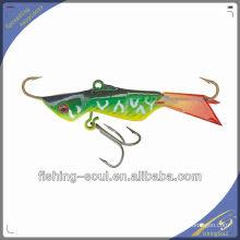 ICL009 Metal jig ice fishing lure