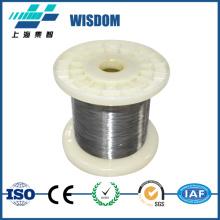 Fil Monel 400 / ASTM B127 Alliage de nickel pour hélices et arbres de pompe