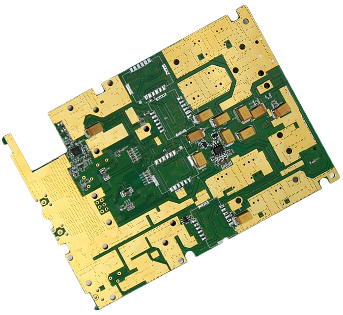 High TG High Frequency Rogers 5880 PCB