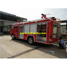 7000 Litres Dongfeng New Fire Trucks