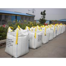 Alta calidad conductiva pp fibc / pp big bags chatarra / bolsas de leña