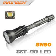 Maxtoch SN90 2300LM calidad óptima LED antorcha multifunción alto Lumen linterna