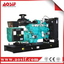 China top land generator set 250kw / 313kva 60Hz 1800 rpm marine engine