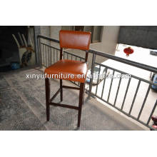 Used commercial high feet bar stool XY0111