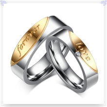 Fashion Jewelry Accessories Stainless Steel Ring (SR612)