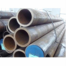 ST52 mild carbon A106 B A106 alloy P11 P22 50mm thickness thick wall seamless steel pipe
