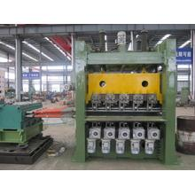 Aluminium Steel Sheet Straightening Machine