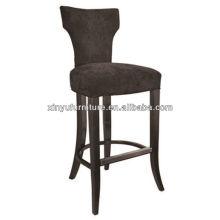 Fashion black color bar chair XYH1043