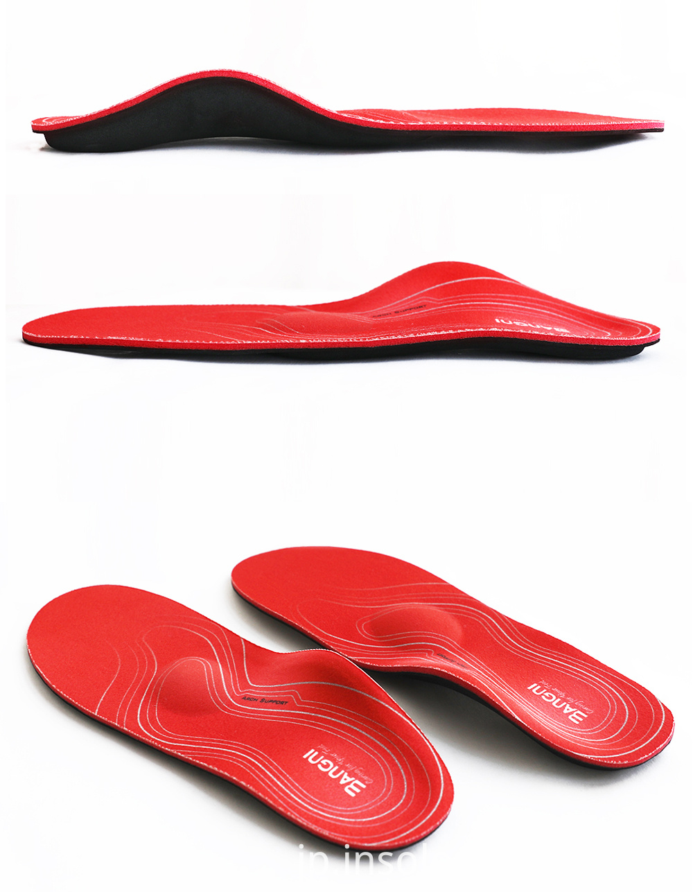 Severe Flat feet insoles