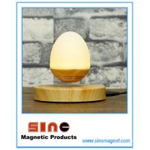 Orateur innovant Maglev Nightlight Bluetooth Speaker