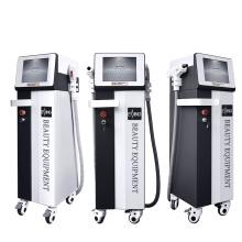 YST-36 ESSING máquinas multifuncionais de remoção de cabelo congelando e sem dor para remoção de cabelo e tatuagem de remoção