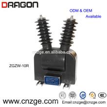 ZGZW-20G type 11kv transformateur de tension extérieure ct pt