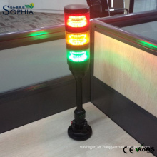 High Quality IP67 Waterproof LED Signal Tower Light 2 Years Warranty