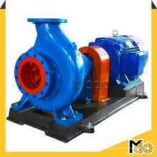 Pompe à eau propre électrique d'aspiration d'extrémité industrielle