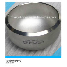 ANSI Butt Welded Pipe Fittings Seamless Stainless Steel Caps