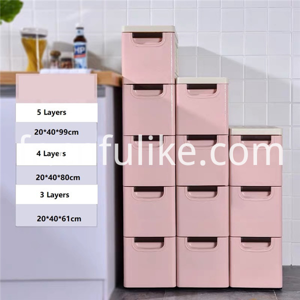 Stackable Wardrobe