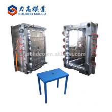 Small plastic household table mould and chair mould for children use