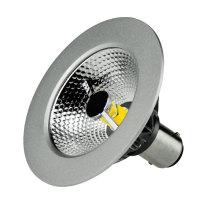 Tamanho e desempenho do halogênio 7W LED B15 Ar70 Lamparas (LeisoA)