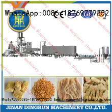 Hot selling textured soy making extruder