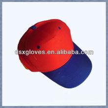 Gorra de béisbol para los jóvenes gorra de béisbol de moda gorra de béisbol de colores brillantes