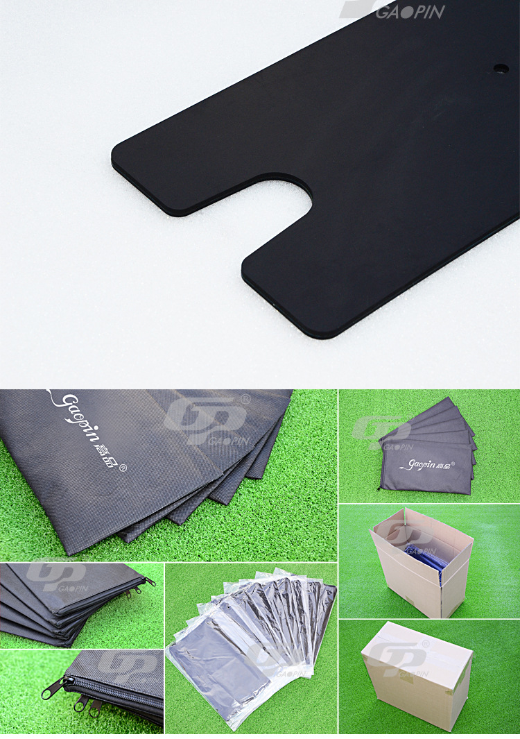 Putting Alignment Mirror Bags