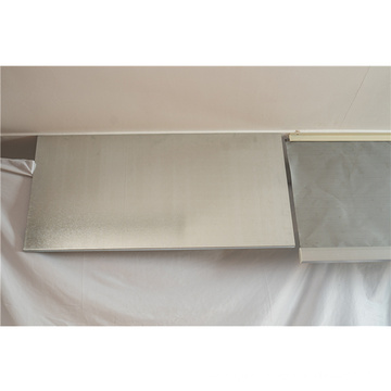 Hot Selling Stationary Type Galvanized Steel Sheet Smoke Proof Ceiling Screen