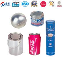 Dia75xh130mm Cylinder Tin Coin Bank Jy-Wd-2015122801