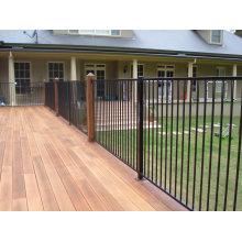 Lowest Price Elegant Security Steel Fence