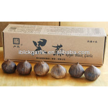 Королевский черный чеснок Подарок 4 шт / коробка