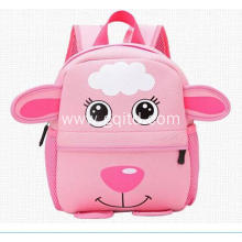 2017 wholesale children animal school bag