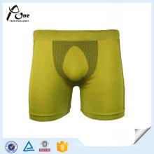 Boxer sans couture de sous-vêtements d'OEM fabriqué en Chine
