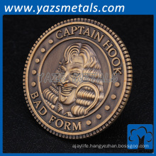 zinc alloy religious military factory custom challenge coin