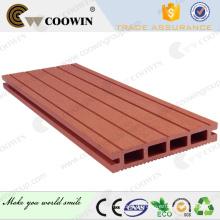 Hochwertiges Holz-Deckbelag Bodenbelag Composite Deck Reiniger