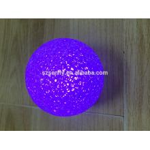 Christmas decoration Led color changing ball