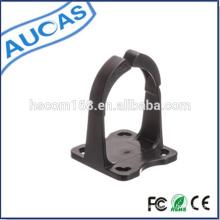 Vente chaude à bas prix Chine usine Anneau de câble en plastique / anneau magnétique / anneau en plastique pour la gestion des câbles