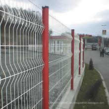 Autobahn Sicherheit Draht Mesh Zaun