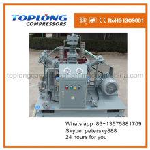 Itália Técnico Compressor de Oxigênio de Hexafluoreto de Enxofre Livre de Óleo
