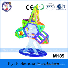 Puzzle 3d Intelligence Magnetic Building Blocks Toys