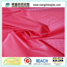 Gilding Nylon Downproof Fabric for Down Garments