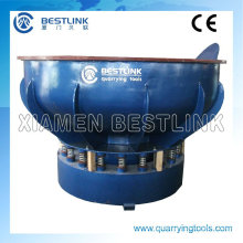 Rotary Type Vibration Machine for Aged Looking Stone