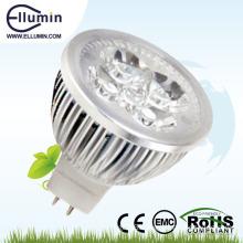 High power 4w 12V LED Spot Light aluminium housing